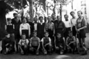 Grupo de colonos