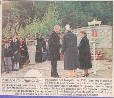 1991 julio 04 – El Mercurio – Amigos de Dignidad
